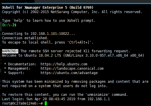 Docker常用操作命令插图(5)